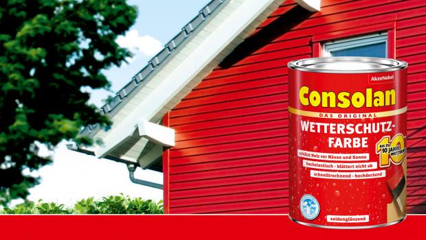 Consolan, Wetterschutzfarbe