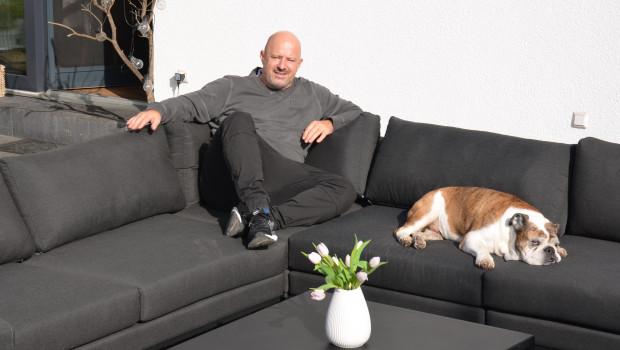 Detlev Steves wird mit einer eigenen Kollektion auf Garten-und-Freizeit.de präsent sein.
