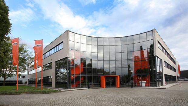 Die Zentrale von Boels Rental befindet sich im niederländischen Sittard.