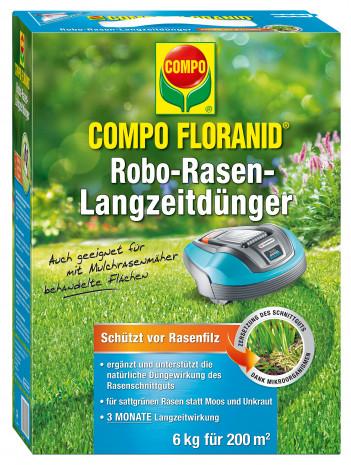 Robo-Rasen-Langzeitdünger