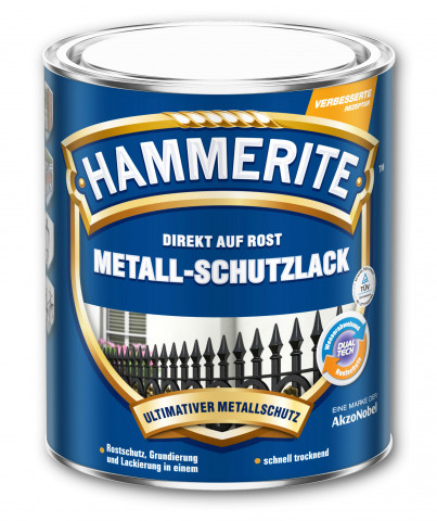 Hammerite, Metall-Schutzlack