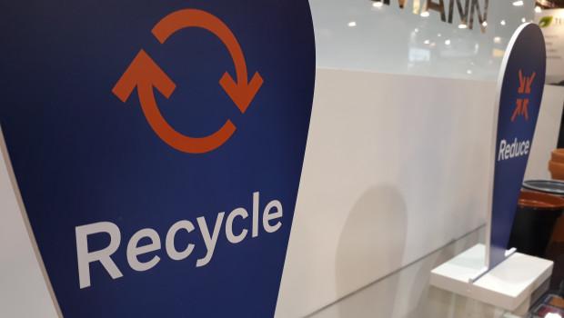 Nachhaltigkeitsthemen wie Töpfe aus Recyclat werden für den Topfpflanzenbereich immer wichtiger.