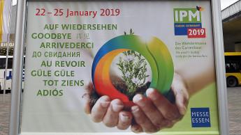 IPM Essen 2019 schon auf modernisiertem Messegelände
