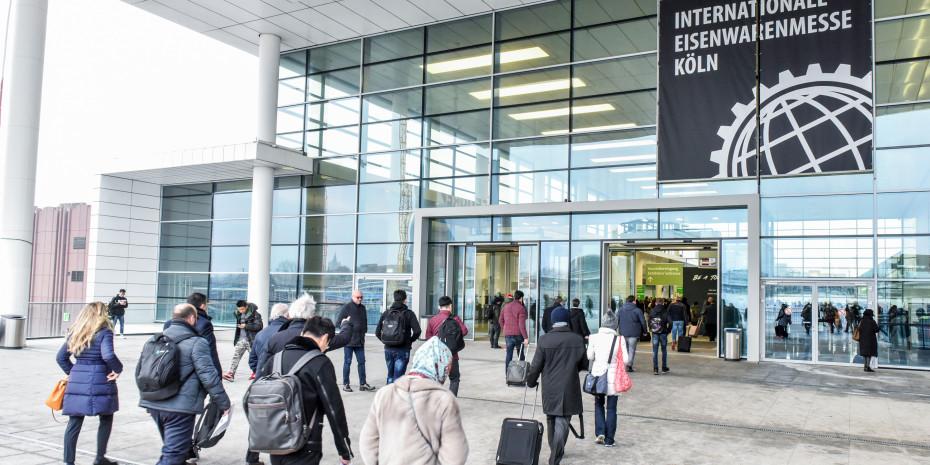Internationale Eisenwarenmesse 2018, 4.000 Besucher