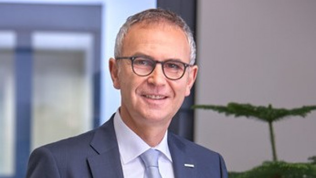 Hartmut Möller, jetzt in Personalunion auch der verantwortliche Geschäftsführer der Eurobaustoff Schweiz GmbH. [Bild: Eurobaustoff]