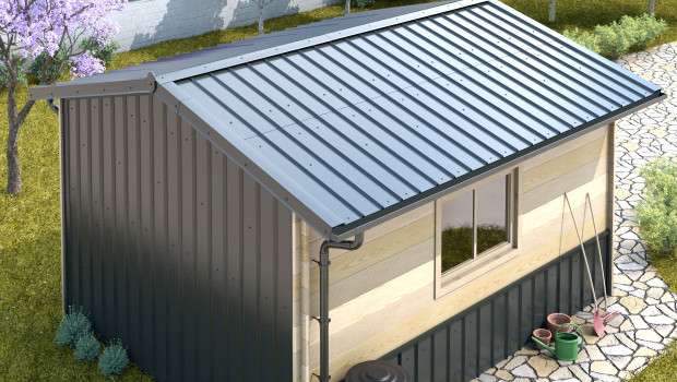 Sarei, Dach- und Fassadensystem