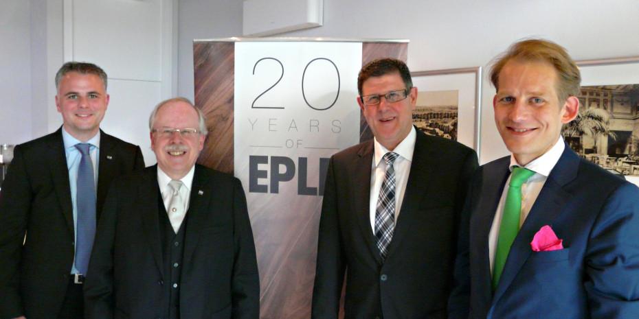EPLF Pressekonferenz in Bad Oeynhausen,