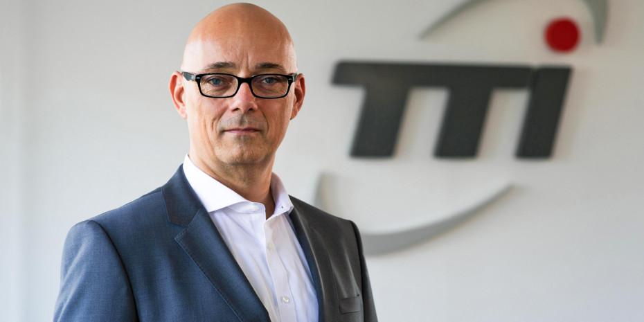 Stefan Schütz, Geschäftsführer Techtronic Industries Central Europe GmbH