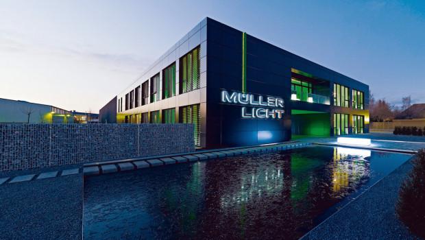 Müller-Licht plant in den kommenden Jahren eine umfassende Ausweitung hinsichtlich Portfolio, Länder und Kunden.