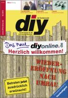 diy Ausgabe 10/2013