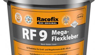 Der neue Racofix RF 9 Mega-Flexkleber - Ideal für was Großes