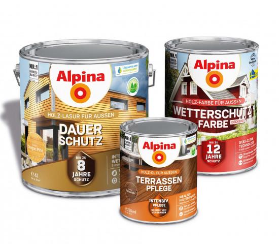 Alpina, diy Produkt 2019/2020, Kategorie Garten/Heimtier