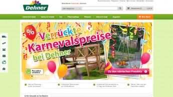 """Dehner führt """"Click & Collect"""" ein"""