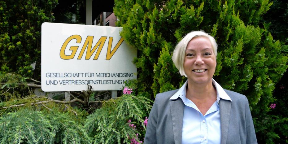 GMV-Geschäftsführerin Claudia Rebstock