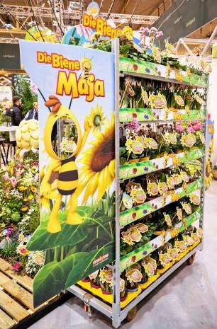 Landgard, Lizenzkooperation Die Biene Maja