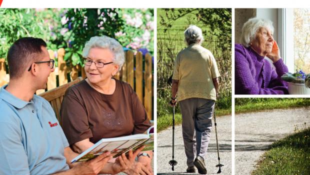 Die Johanniter haben Menschen ab 45 Jahren zu deren Einstellung zu Assistenzsystemen im Alter gefragt.