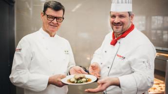 Betriebsrestaurant von Fischer mit vier Sternen ausgezeichnet