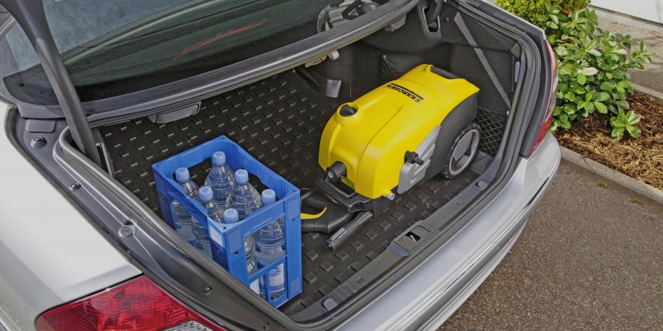 Die Geräte der Kompakt-Reihe sind besonders gut zu transportieren.