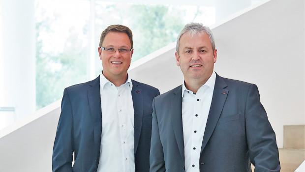 Den Al-Ko Kober-Vorstand bilden jetzt Christian Stehle (l.) als COO und CEO Peter Kaltenstadler.