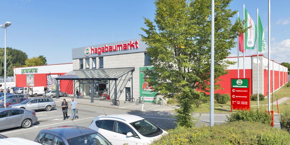 Hagebaumarkt in Gägelow