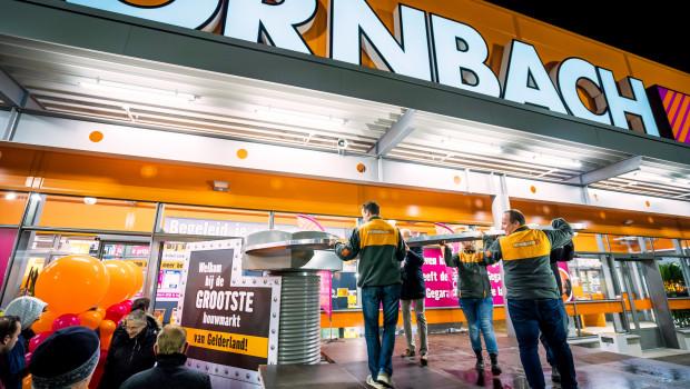 Corona kurbelte die Hornbach-Umsätze im Geschäftsjahr 2020/2021 in Deutschland und im europäischen Ausland kräftig an.