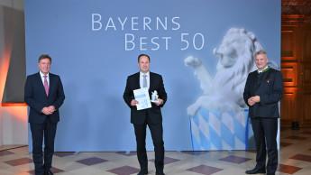 """Batzner gehört erneut zu """"Bayerns Best 50"""""""