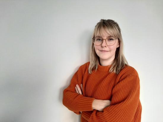 Katharina Kempf ist in der Qualitätssicherung tätig.
