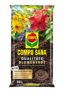 Compo, Blumenerde