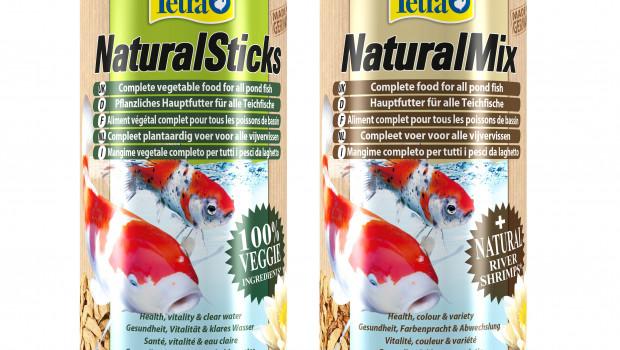 Tetra, NaturalSticks, NaturalMix,