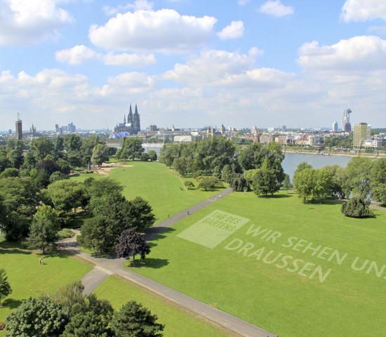 Tag des Gartens im Rheinpark