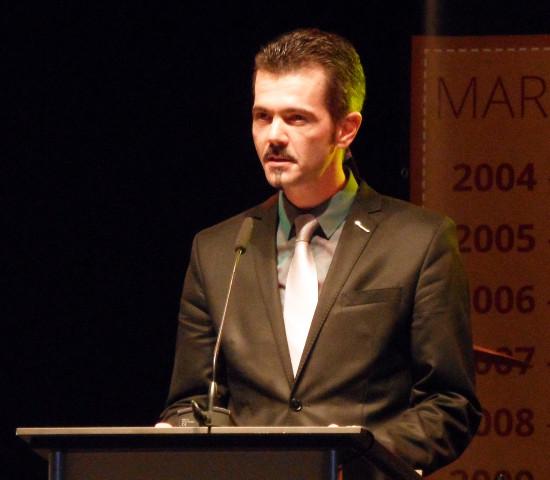 Marcel Göllner kündigte eine Überarbeitung des Marketingpreises an.
