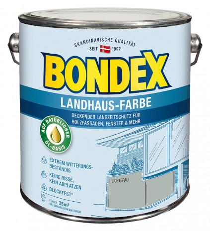 Bondex, Landhaus-Farbe auf Öl-Basis