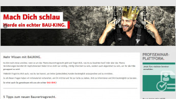 Bauking startet Online-Kampagne für werkstattlose Handwerker
