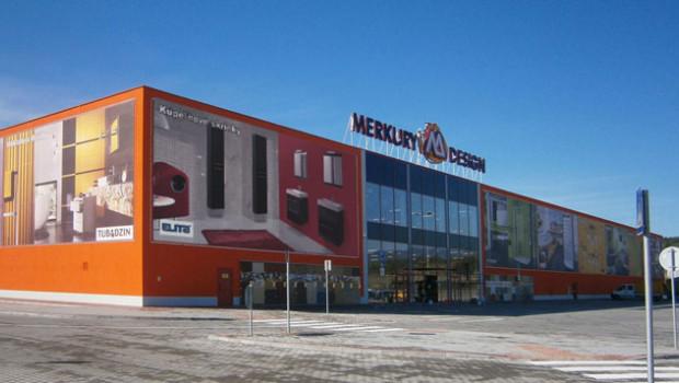 In Tschechien übernimmt mit Merkury Market ein polnisches Handelsunternehmen die meisten Baumax-Standorte.