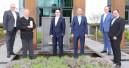 Eurobaustoff zeichnet Gregor Ziegler und Triuso aus