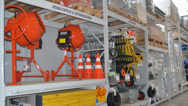 Der Einzelhandel mit Einrichtungsgegenständen, Haushaltsgeräten und Baubedarf hat im Juli zweistellige Zuwachsraten verzeichnet.