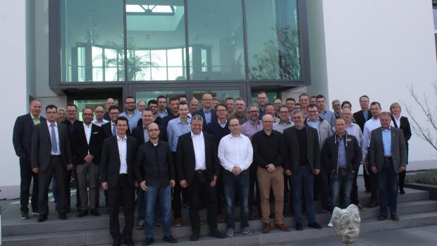 Am 14. März 2017 trafen sich über 50 Spezialisten der Eurobaustoff-Fachgruppe Galabau zu ihrer Frühjahrstagung in der Kooperationszentrale in Bad Nauheim.