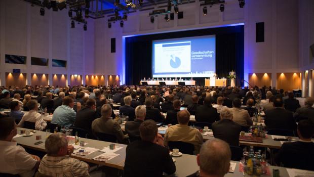 Die Gesellschafter der Eurobaustoff zeigten sich auf ihrer Versammlung in Leipzig zufrieden mit dem derzeitigen Kurs der Kooperation.