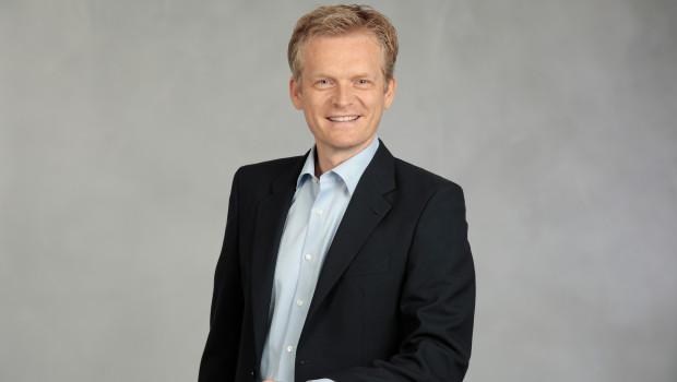 Neuer Geschäftsführer der Knopp-Gruppe nach der Übernahme durch Ardex: Dr. Jan Kalkühler.