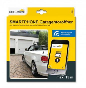Schellenberg, Smartphone-Garagentoröffner