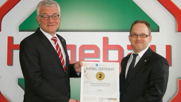 Heribert Gondert und Sven Grobrügge, Hagebau
