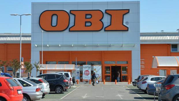 Die Obi-Märkte in Italien - hier ein Archivbild aus Rom - sind derzeit geschlossen.
