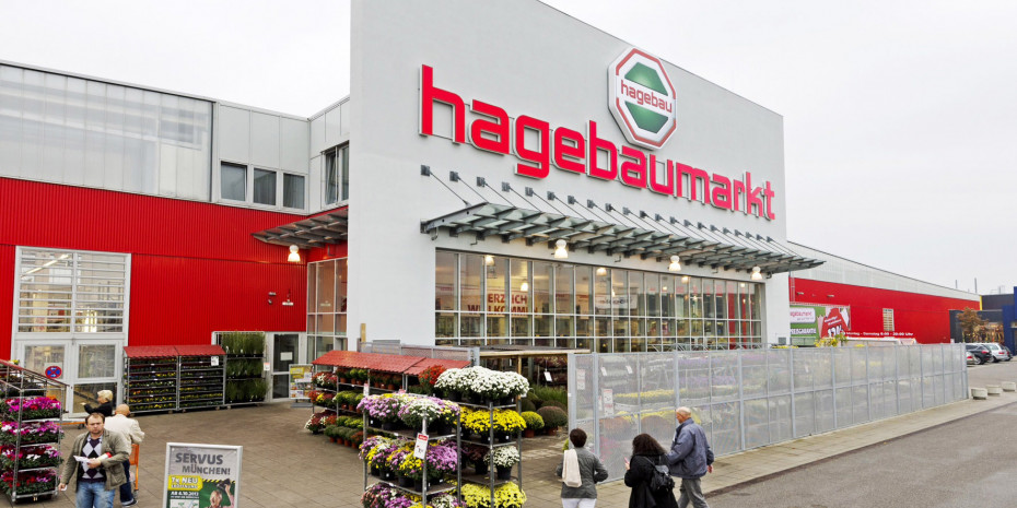 Sieben bisherige Obi Bau- und eimwerkermärkte der Münchener HEV-Gruppe wurden in rund 84 Stunden in einer ersten Welle zu Hagebaumärkten.