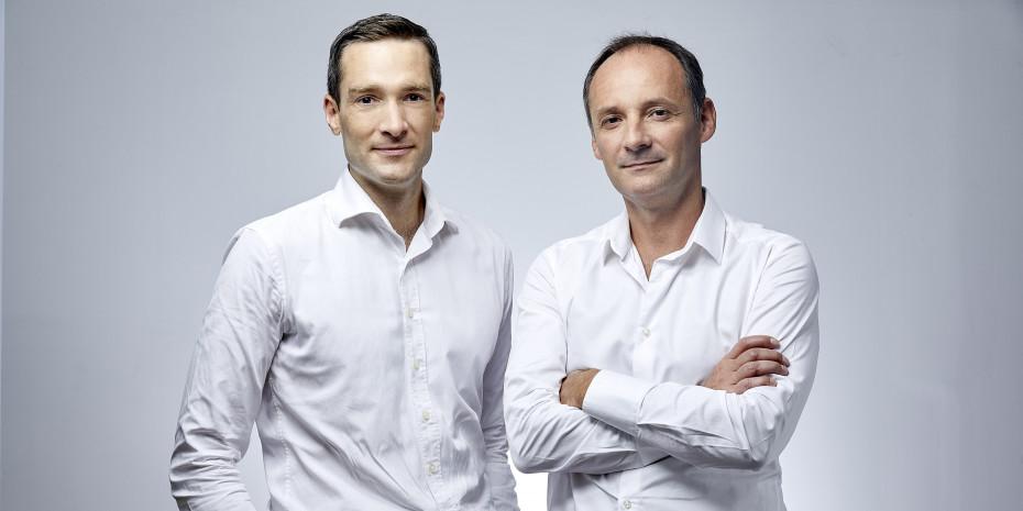 Im Gespräch mit den beiden ManoMano-Gründern Philippe de Chanville und Christian Raisson.