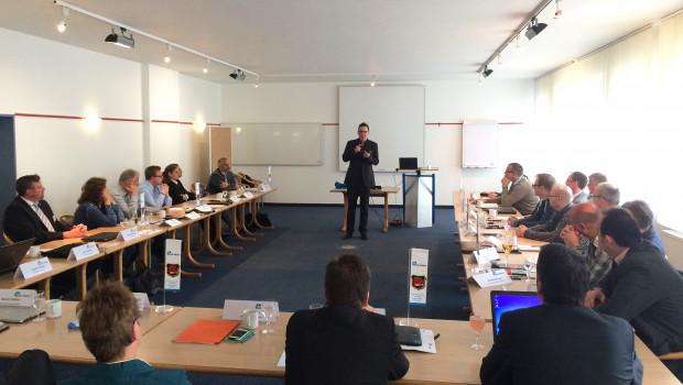 Insgesamt 115 Führungskräfte aus Handelsunternehmen, die der EMV-Profi angeschlossen sind, haben die vier diesjährigen regionalen Dienstleistungsforen besucht.