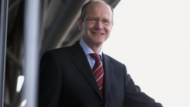 Bestätigt die gute Prognose für 2014/15: Roland Pelka, Finanzvorstand der Baumarkette Hornbach.