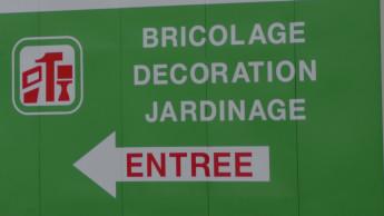 Baumärkte in Frankreich legen im Oktober um 24 Prozent zu