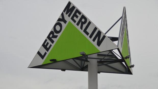 Der französischen Baumarktkette Leroy Merlin bestätigt L2 eine gute digitale Performance.