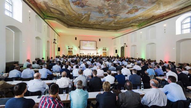 Auf der Gesellschafterversammlung der Hagebau in Wien waren Unternehmen aus fünf Ländern vertreten.