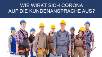 Corona beeindruckt auch das deutsche Handwerk stark
